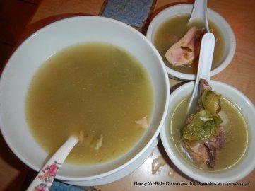 mustard green soup