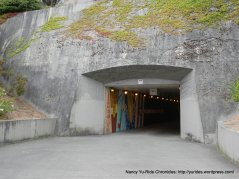 Mount Baker Tunnel-ped/bike