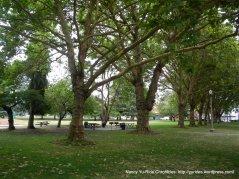 Green Lake picnic area