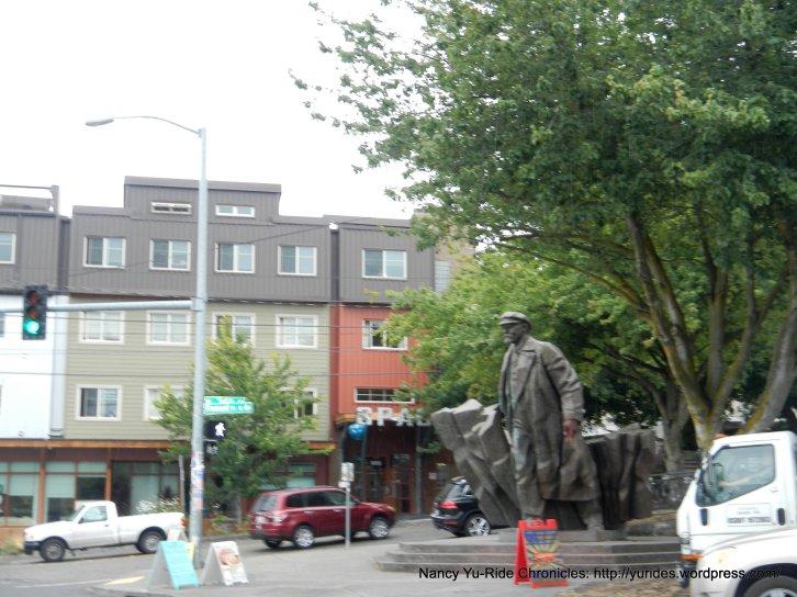 Lenin statue-Fremont