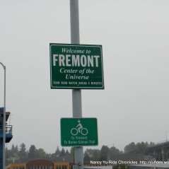 Fremont-Center of the Universe