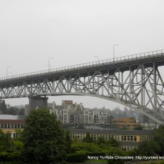 view of Aurora Bridge