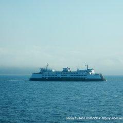 returning ferry