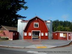Langley County Fair Ground entrance