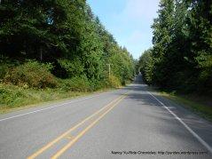 on Saratoga Rd-rolling hills