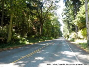 on Parker Rd to Coupeville