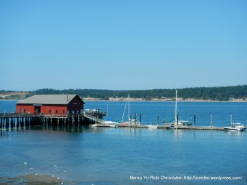 Coupeville Wharf