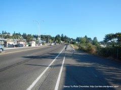 climb up Mukilteo Speedway/WA-525