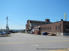 on Hewitt Ave-industrial area