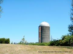 farm silo