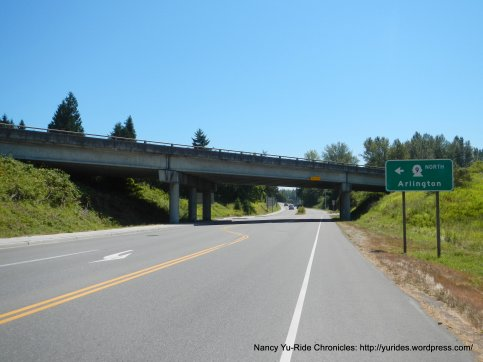 2nd St to Snohomish