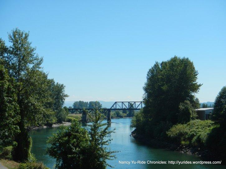 River Trestle-Snohomish River