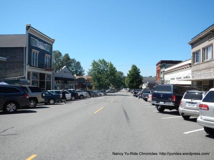historic downtown area-1st St