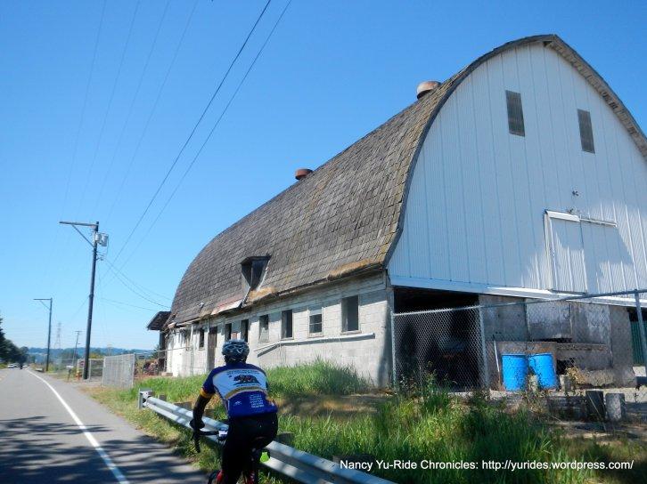 rustic old barn
