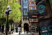 restored buildings-Pioneer Square