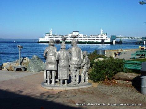Ferry harbor