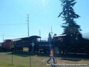 Puget Sound & Baker River Railyard