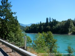 view of Skagit River