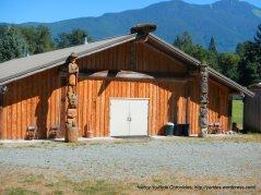 Sauk Suiattle Indian Tribe building