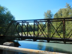 Stillaguamish River Trestle