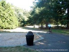 path to Auburn Game Farm Park