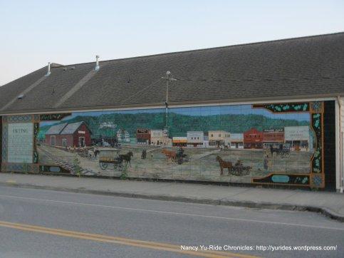Orting mural
