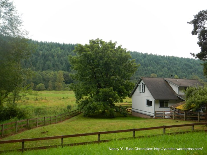 gorgeous country setting