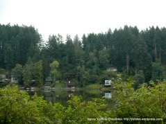lake front homes