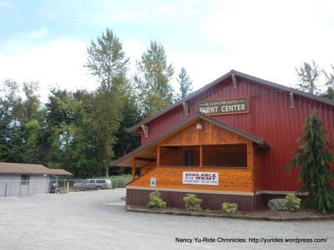 Kapowsin Event Center