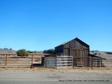 ranches on Tomales Rd