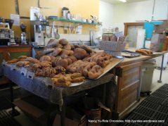 brick oven baked breads