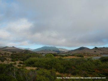 Nicasio Valley hillsides