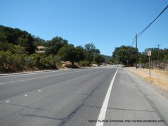 on Mt Diablo Blvd