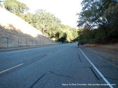 descend Franklin Canyon Rd