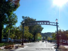to Historic Downtown Martinez