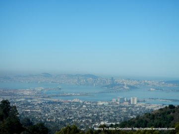 fabulous SF Bay views