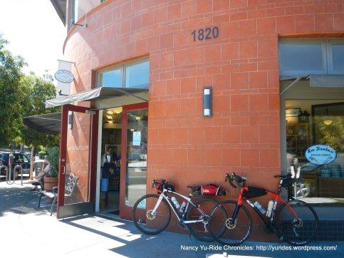 La Farine Bakery-Berkeley