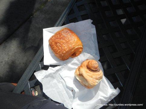 Chocolatine & Morning bun