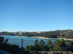 San Pablo Dam Reservoir