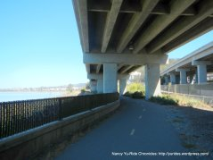 Bay Trail off Buchanan St along I-580