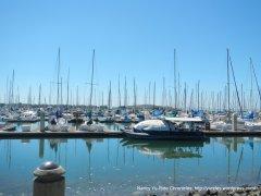 Marina Bay docks