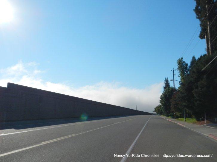 San Ramon Valley Rd along I-680