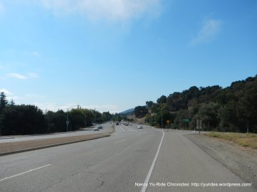 to Foothill Rd