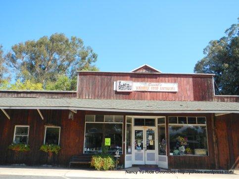Sunol antique shop