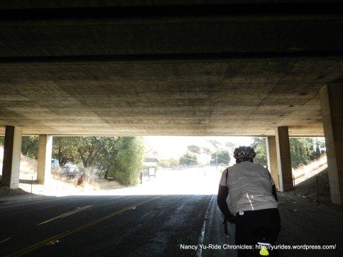 I-680 underpass-Calaveras Rd