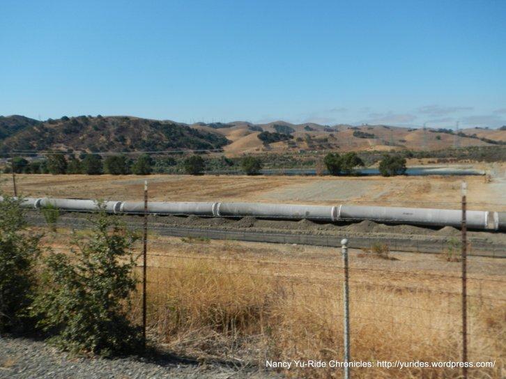 San Antonio Pipeline Project