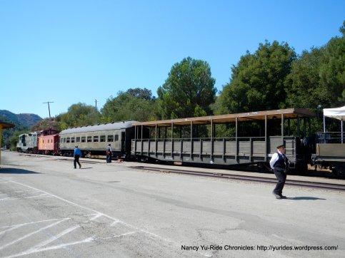 full train charter