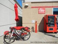 Bike Fixtation-Chevron on Alcosta Blvd
