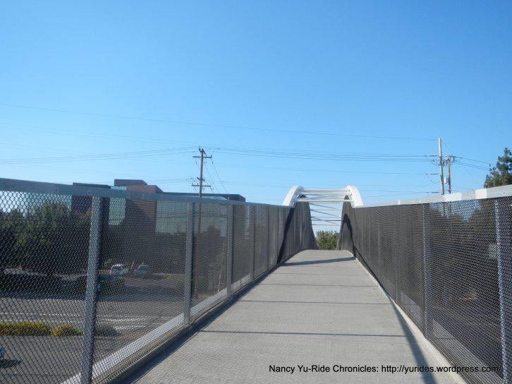 Iron Horse bridge over Ygnacio Valley