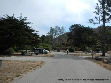 Islay Creek Campground